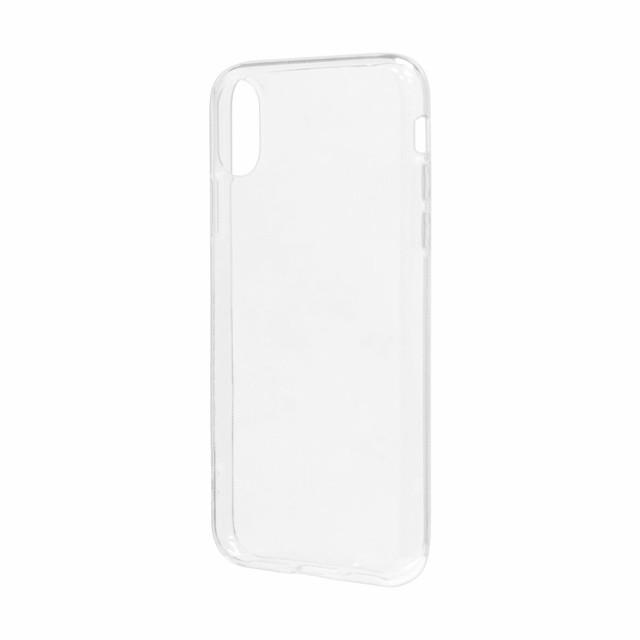 ラスタバナナ iPhone X ケース/カバー ソフト TPU...