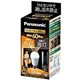 送料無料!パナソニック LED電球 E26口金 電球60W...