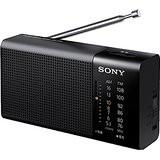 送料無料!SONY FM/AMハンディーポータブルラジオ...