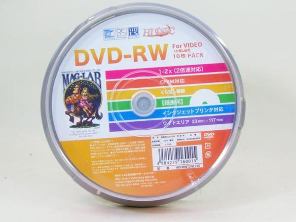 『送料無料メール便』HIDISK 繰り返し録画用 DVD-...