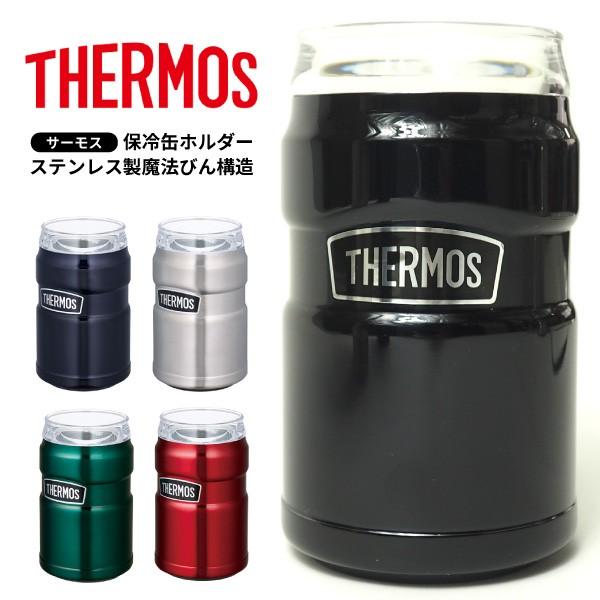 サーモス THERMOS 保冷缶ホルダー ROD-002 アウト...