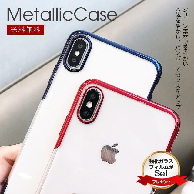 強化ガラスフィルム付き 送料無料 iphone xr ケー...