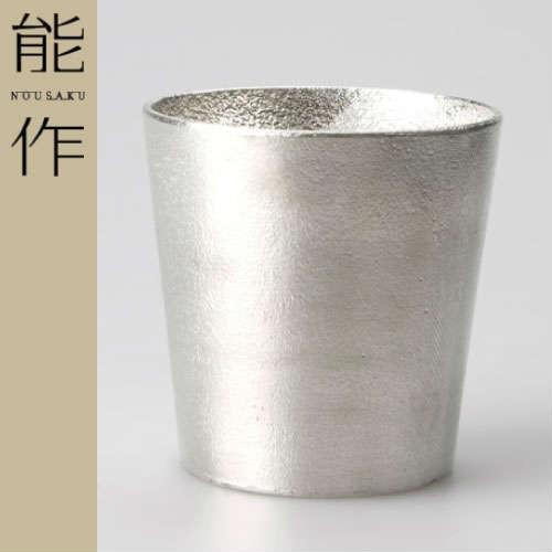 能作 501340 タンブラー〈純度100%錫製品 〉日本...