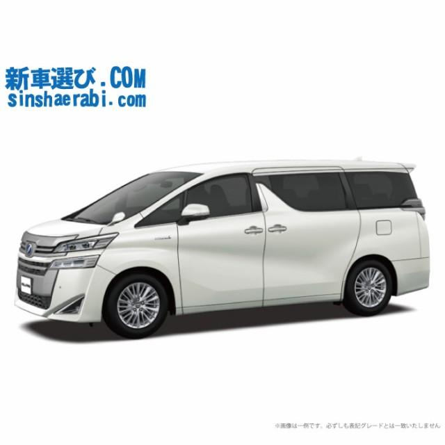 ☆月額 61,800円 楽乗りCAR  新車 トヨタ ヴェル...