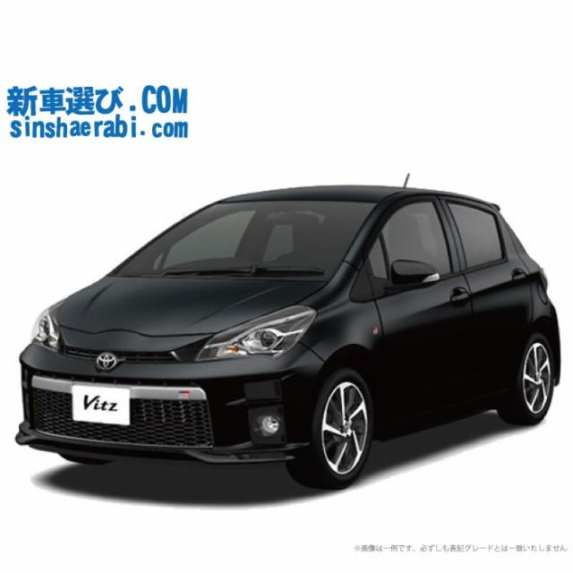 ☆月額 25,400円 楽乗りCAR  新車 トヨタ ヴィッ...