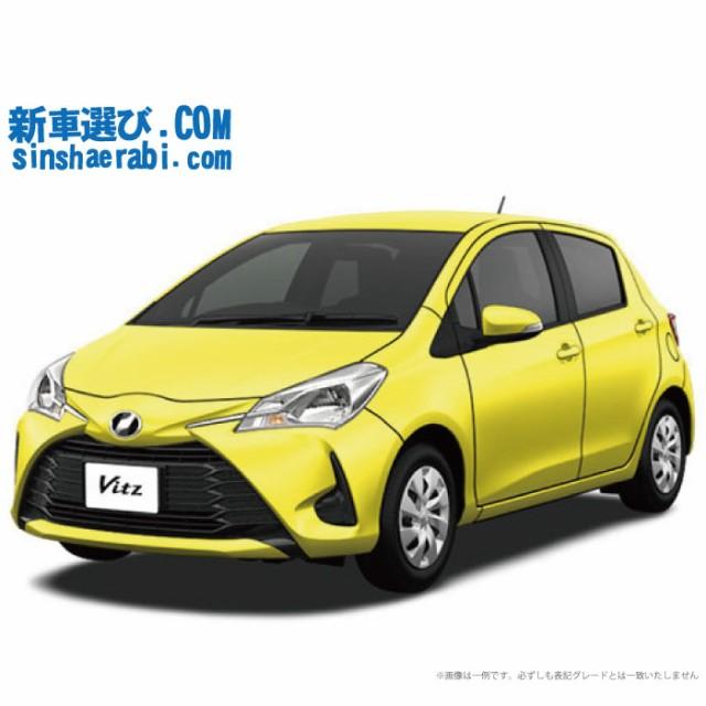 ☆月額 14,700円 楽乗りCAR  新車 トヨタ ヴィッ...