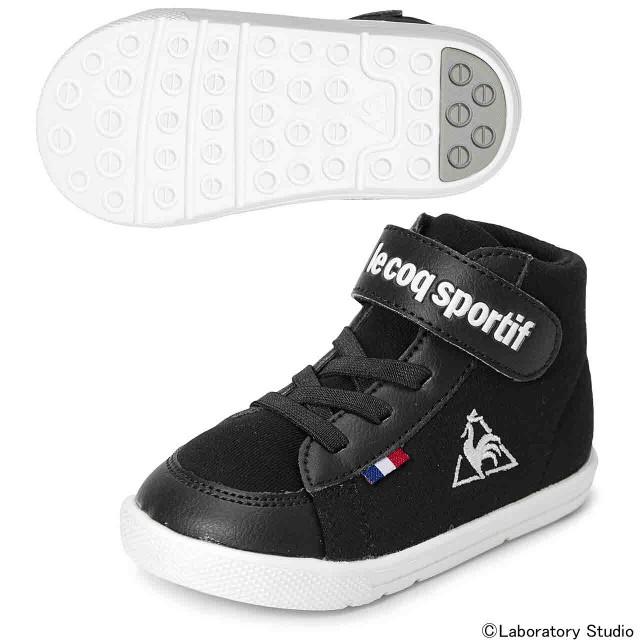 ルコックスポルティフ キッズ 子供靴 スニーカー ...