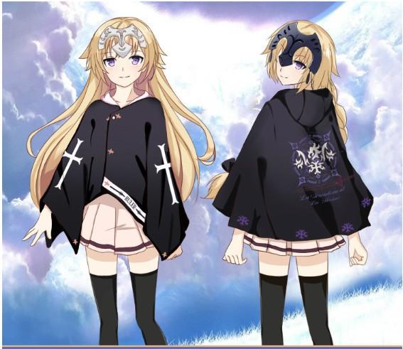 Fate/Grand Order マント  風 フード付き ★ ...