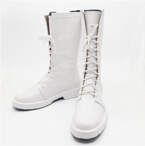 はたらく細胞 白血球/好中球 風ブーツ、靴 コス...