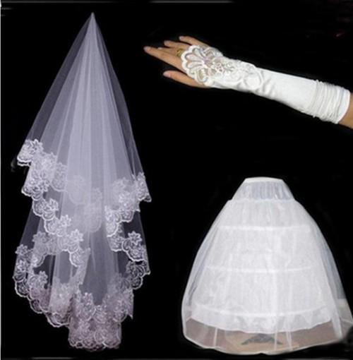 レディースウェディングドレス小物  撮影写真 ...