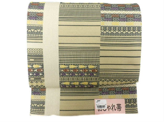 一人で簡単に結べる 名古屋帯 軽装帯 作り帯 帯...
