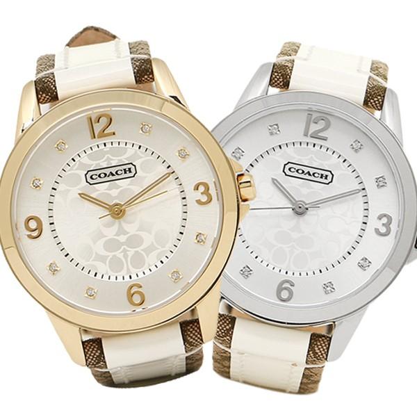 【全品対象1,000円OFFクーポン配布中】コーチ 時計 COACH ニュークラシックシグネチャー レディース腕時計ウォッチ
