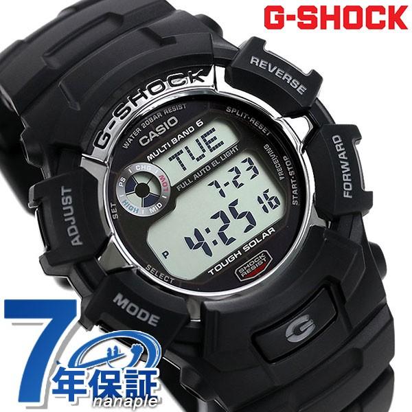 【あす着】G-SHOCK 電波ソーラー腕時計 メンズ ス...