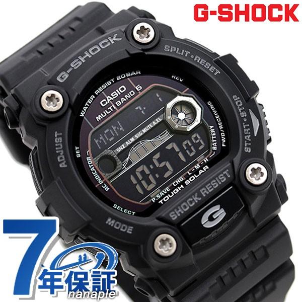 【あす着】G-SHOCK 電波ソーラー腕時計 メンズ タ...