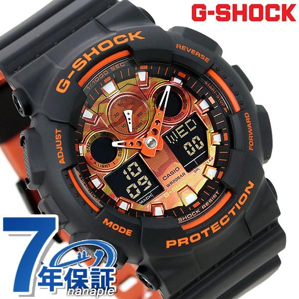 【あす着】G-SHOCK メンズ 腕時計 GA-100 アナデ...