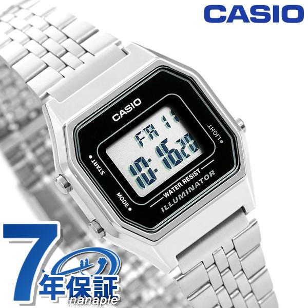 チープカシオ デジタル LA680 レディース 腕時計 ...
