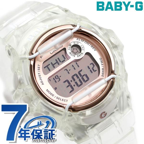 【あす着】Baby-G BG-169 クオーツ レディース 腕...