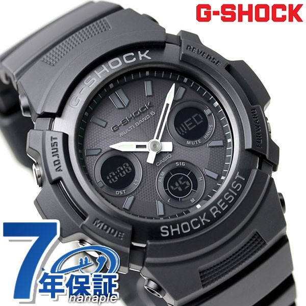 G-SHOCK 電波ソーラー腕時計 メンズ アナデジ オ...