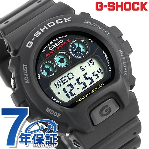 【あす着】G-SHOCK 電波ソーラー腕時計 メンズ 69...