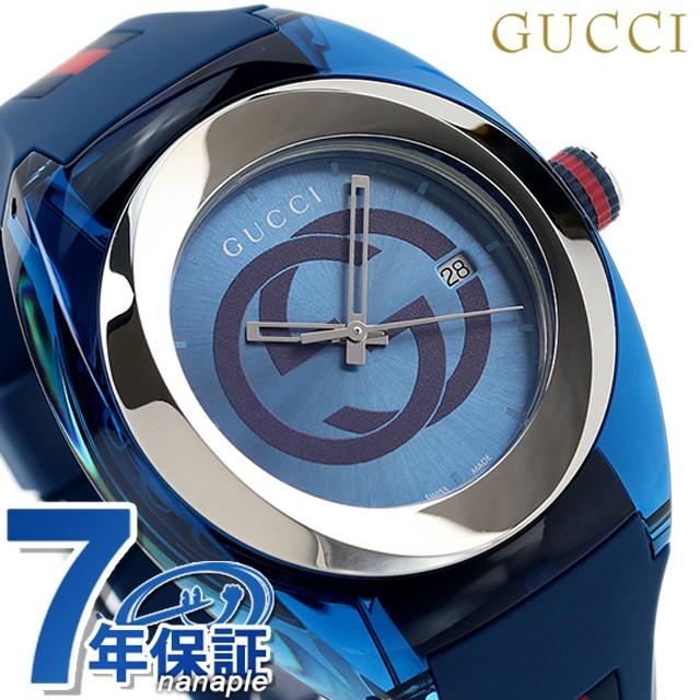 【あす着】グッチ 時計 スイス製 メンズ 腕時計 Y...