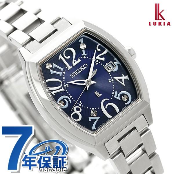 【選べるノベルティ♪】【あす着】セイコー ルキア トノー 日本製 電波ソーラー レディース SSVW093 SEIKIO LUKIA 腕時計