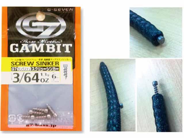 ジーセブン/G-SEVEN G7 スクリューシンカー (S...