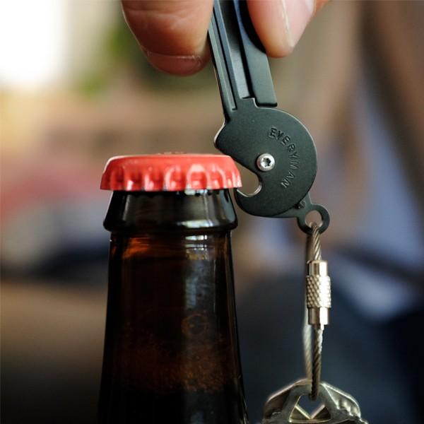 ポーターキーナイフ USA製 ボトルオープナー 簡易...