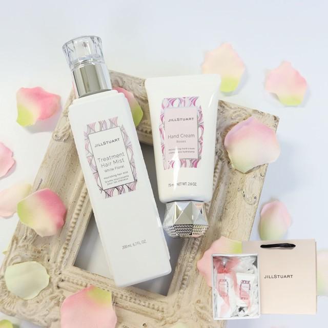 ジルスチュアート JILLSTUART beauty ヘアミスト&ハンドクリームセット プレゼント ギフト