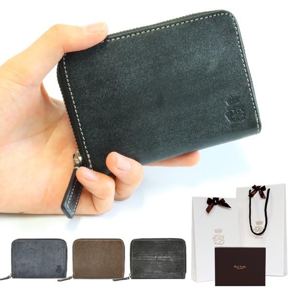 ポールスミス 小銭入れ コイン パスケース Paul S...
