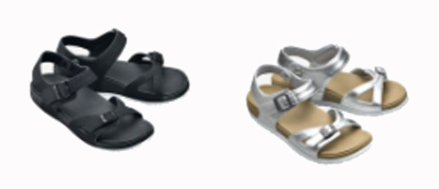 SIDAS 3D Sandals Holiday DC BS [ シダス 3D ...