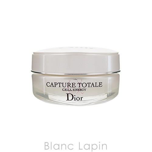 クリスチャンディオール Dior カプチュールトータルセルENGYアイクリーム 15ml [477628]