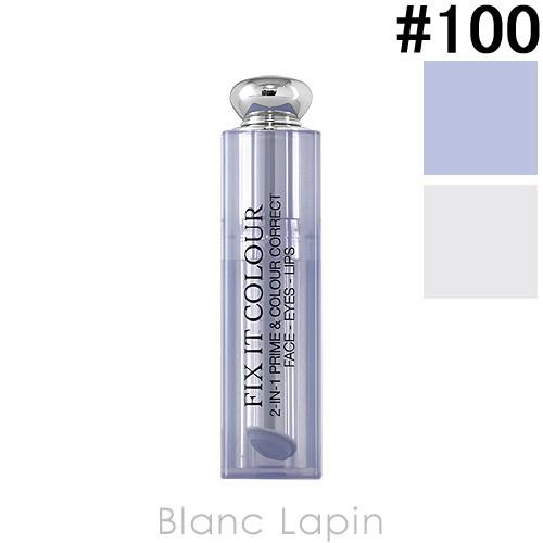 クリスチャンディオール Dior フィックスイットカラー #100 ブルー 3.5g [311038]