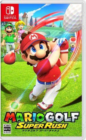 (発売日前日発送)(Switch)マリオゴルフ スーパー...