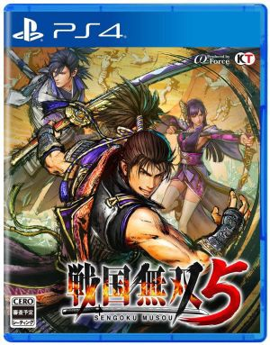 (発売日前日発送)(PS4)戦国無双5(新品)(2021年6月...