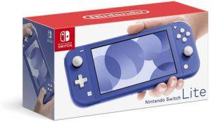 (Switch)Nintendo Switch Lite ブルー スイッチラ...