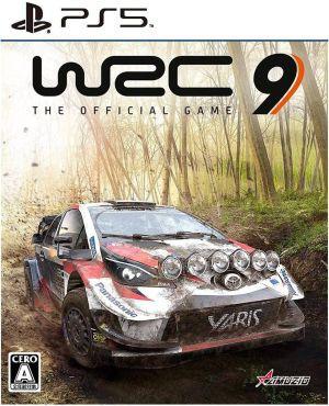 (発売日前日発送)(PS5)WRC9 FIA ワールドラリーチ...