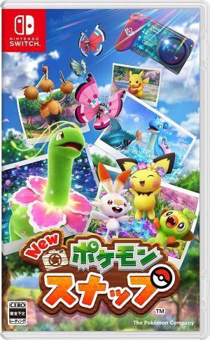 (発売日前日発送)(Switch)New ポケモンスナップ(...