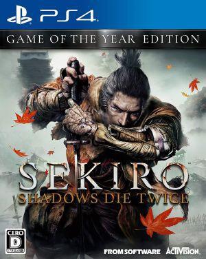 (PS4)SEKIRO: SHADOWS DIE TWICE GAME OF THE YEA...