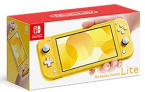 (Switch)Nintendo Switch Lite イエロー スイッチ...
