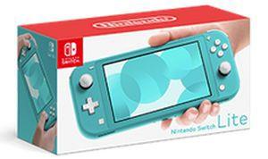 (Switch)Nintendo Switch Lite ターコイズ スイッ...