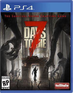 (メール便送料無料)(PS4)7Days to Die(北米版) CE...