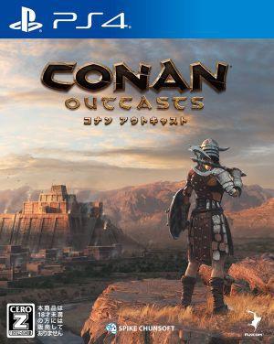 (メール便送料無料)(PS4)Conan Outcasts(コナン ...