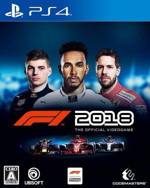 (メール便送料無料)(PS4)F1 2018(新品)