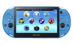 (PSVita)PlayStation Vita本体Wi-Fiモデル(アクア...