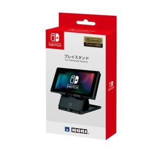 (Switch)プレイスタンド for Nintendo Switch (新...