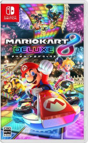 (Switch)マリオカート8 デラックス(新品)