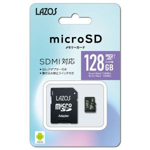 (3DS/3DSLL/switch)microSDXCメモリーカード 128G...