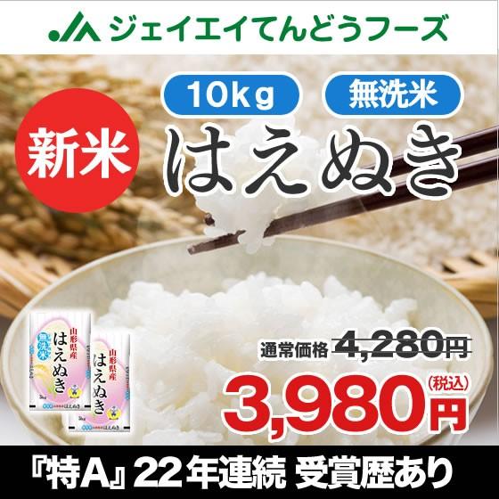 【24時間限定★300円OFF】 米 お米 令和2年 山形...