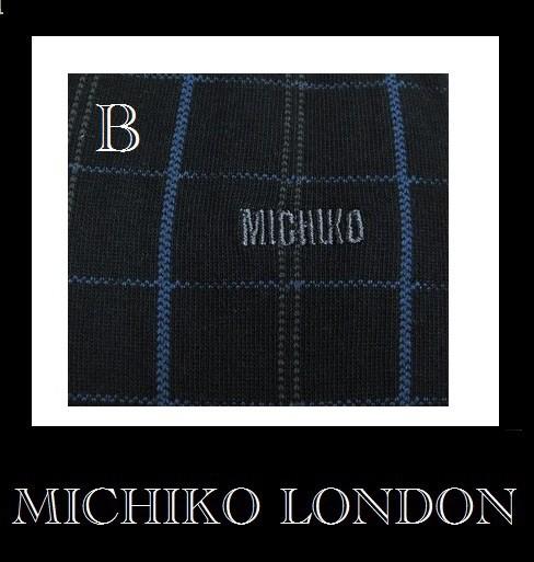 グンゼ紳士靴下/MICHIKO LONDON ビジネスソックス...