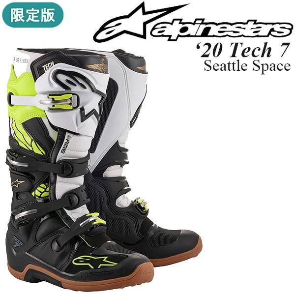Alpinestars オフロードブーツ 限定版 Tech 7 202...